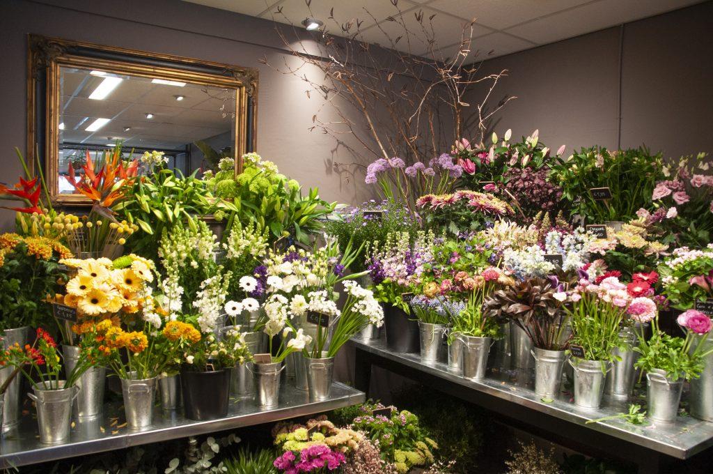 Bloemen en boeketten