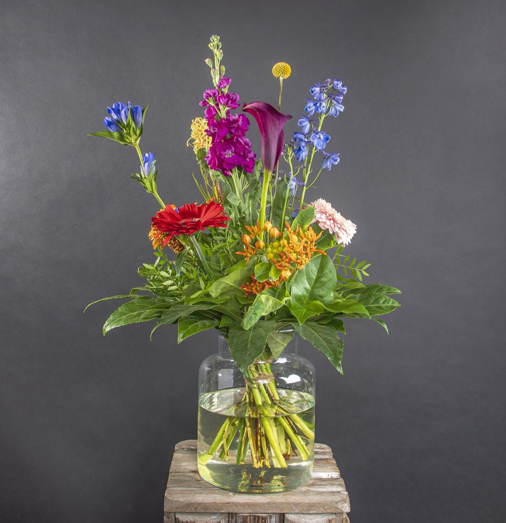 Bloemen bezorgen Puttershoek